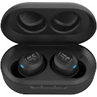 JLab Audio JBuds Air True Bluetooth Wireless In-Ear True Earphones with Mic - Black