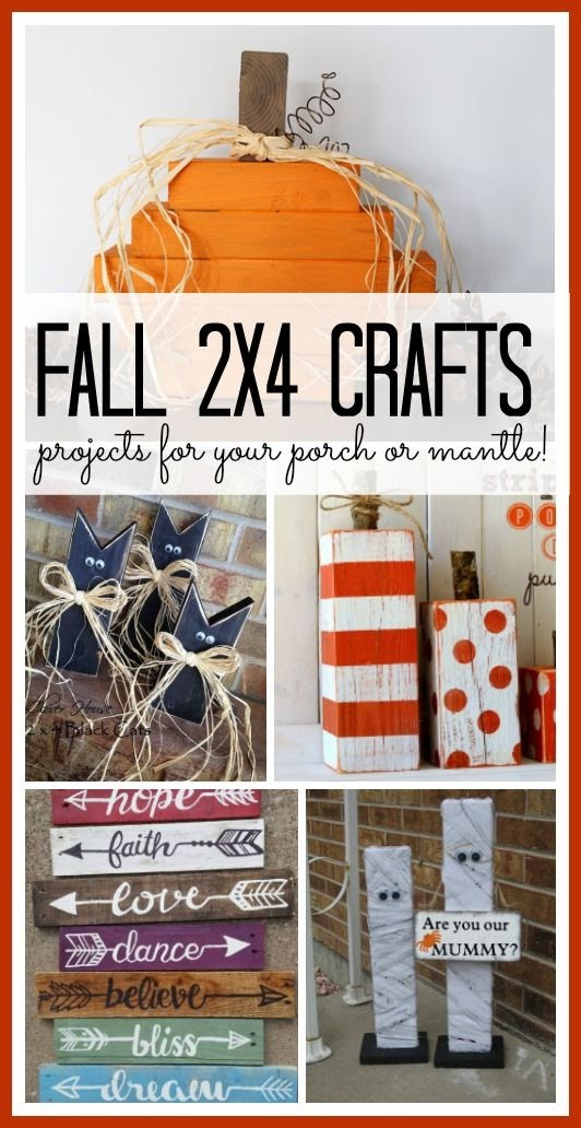 2x4 Wood Craft Ideas