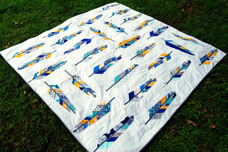Feather Bed Quilt