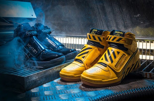Reebok x Alien Sneakers: In Space, No One Can Hear Your Soles