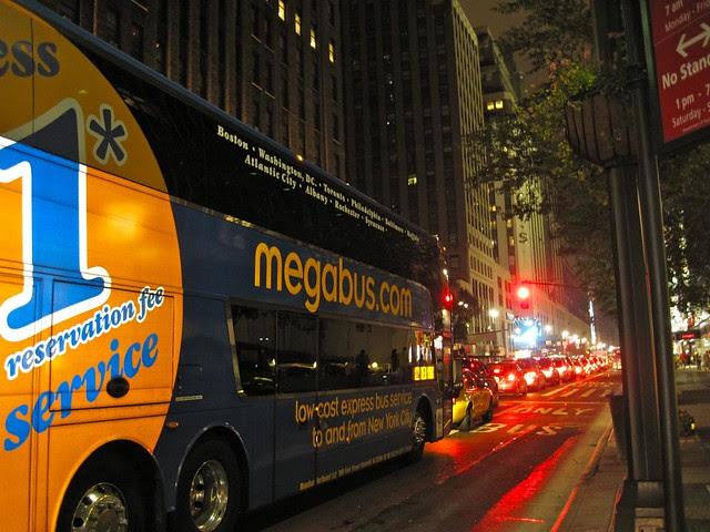 megabus Stati Uniti