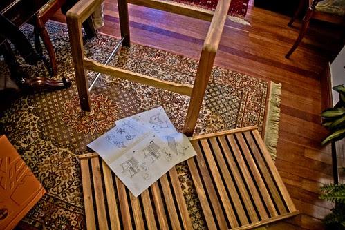 Montando un mueble de IKEA