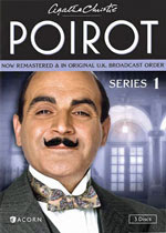 Poirot: Series One, a Telemystery Crime Series