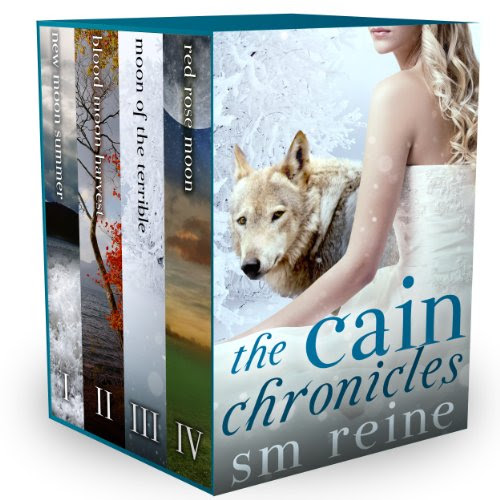 The Cain Chronicles, Episodes 1-4: New Moon Summer, Blood Moon Harvest, Moon of the Terrible, Red Rose Moon by SM Reine