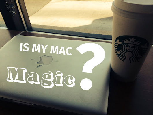 Is My Mac Magic?