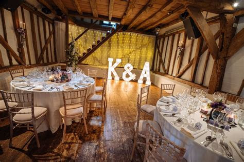 Wedding Venue in Henley on Thames, Old Luxters Barn