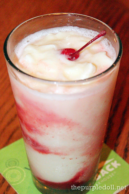 Coco-Berry Smoothie P165