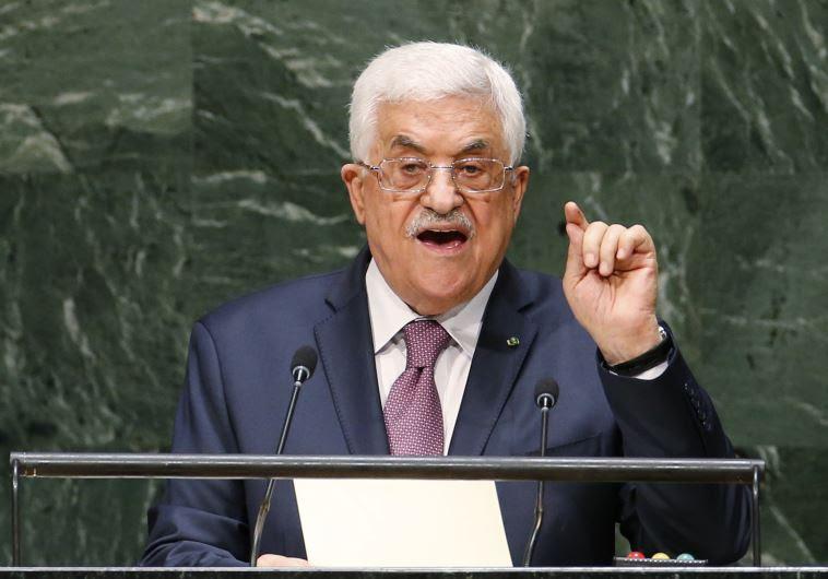 Mahmoud Abbas UN