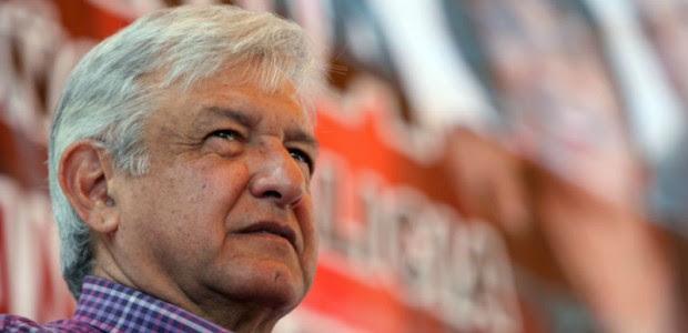 Andrés Manuel López Obrador. Foto: Benjamín Flores