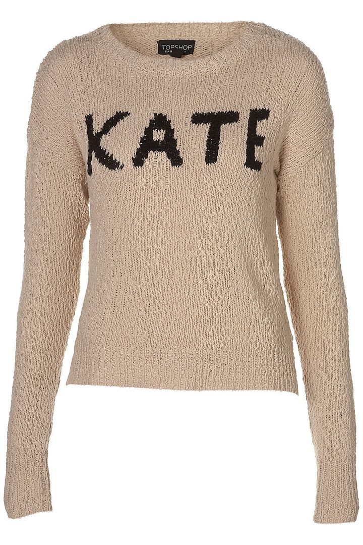 TopShop Knitted Kate Sweater