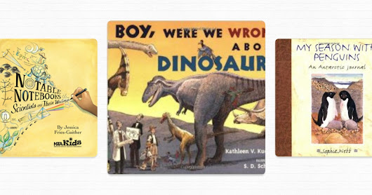 10 Great Picture Books About the Nature of Science
