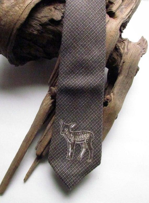 Deer - Old Style Neckties