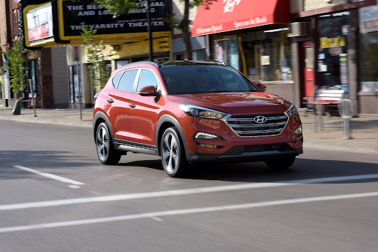 2018 Hyundai Tucson Review, Ratings, Specs, Prices, and Photos - The Car Connection
