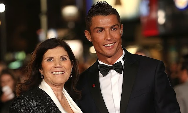 Cristiano Ronaldo's mum diagnosed with breast cancer