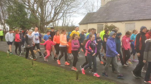 Falcarragh parkrun celebrates record-breaking turnout on Easter holiday Saturday