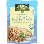 Seeds Of Change Organic Rishikesh Brown Basmati Rice - 8.5 Oz. - Pack of 12