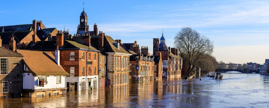 Global Flood Risk Would Increase Five-Fold With a 4°C Temperature Rise - FloodList