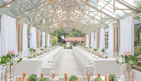 The Best Garden Wedding Venues in South Africa   Pink Book