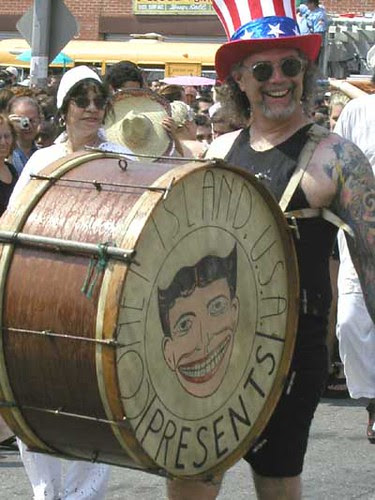 Mermaid Parade 2002