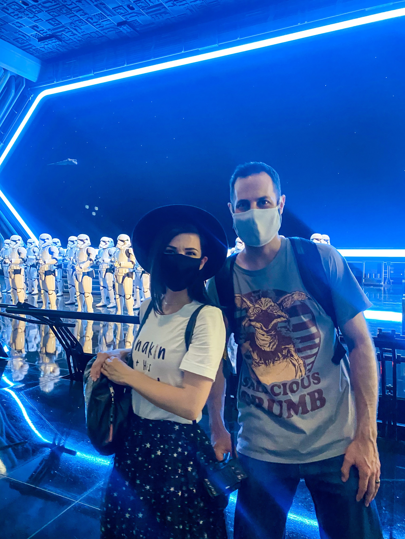 Going Back to Disneyland & Batuu | Anakin and His Angel