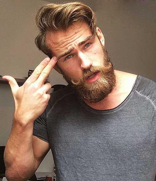 20+ Mens Bangs Hairstyles   The Best Mens Hairstyles & Haircuts