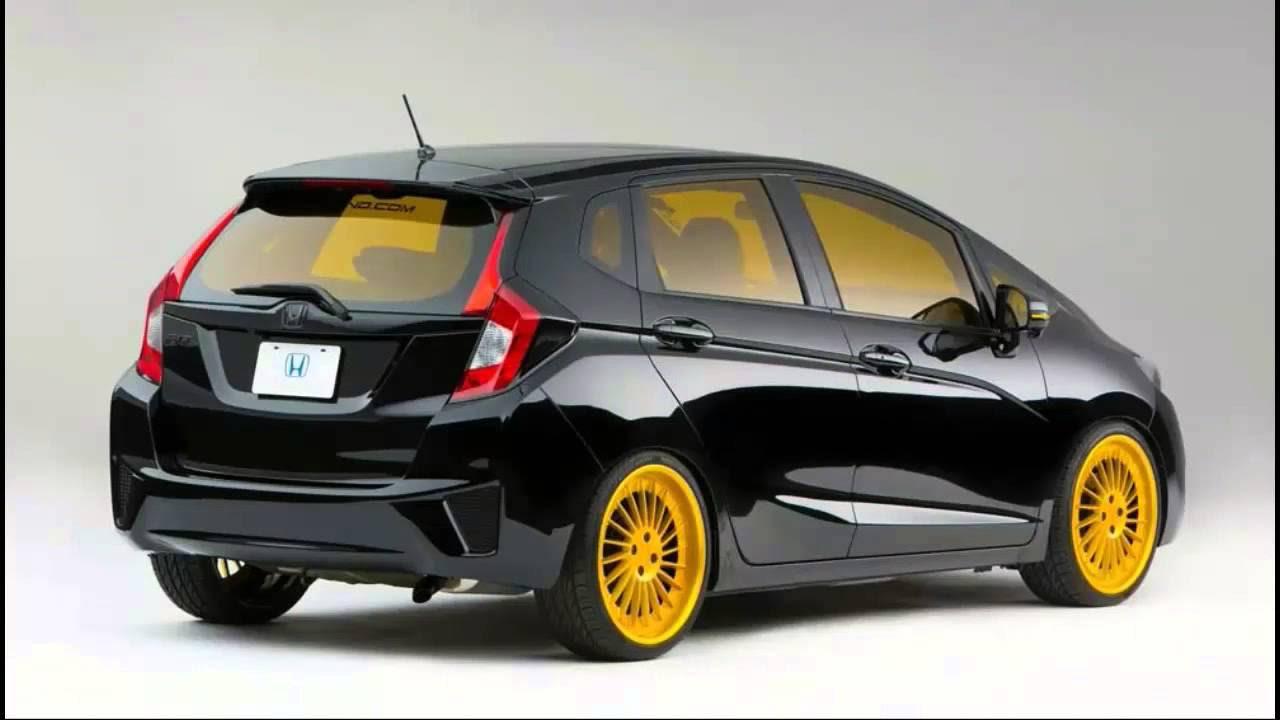 Gambar Modif Honda Jazz Gk5 Terlengkap Modifikasi Mobil Sedan