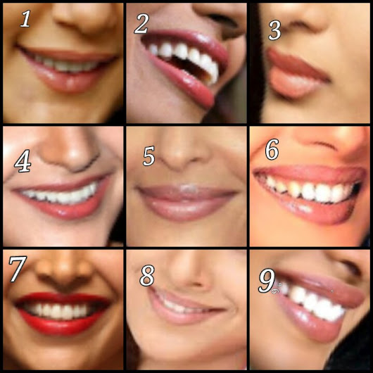 Guess these 9 bollywood heroines from their smile