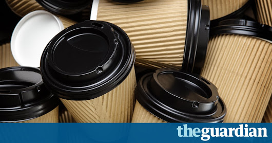 UK environment department using 1,400 disposable coffee cups a day | Environment | The Guardian
