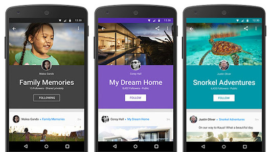 Google+ is launching Pinterest-style boards called Collections