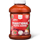 Traditional Pasta Sauce 66oz - Market Pantry