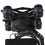 3-Axis CNC Brushless Gimbal w/ Micro Controller for GoPro 3 3+ 4 DJI Phantom