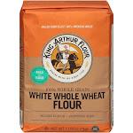 King Arthur Flour: White Whole Wheat Flour, 5 lbs