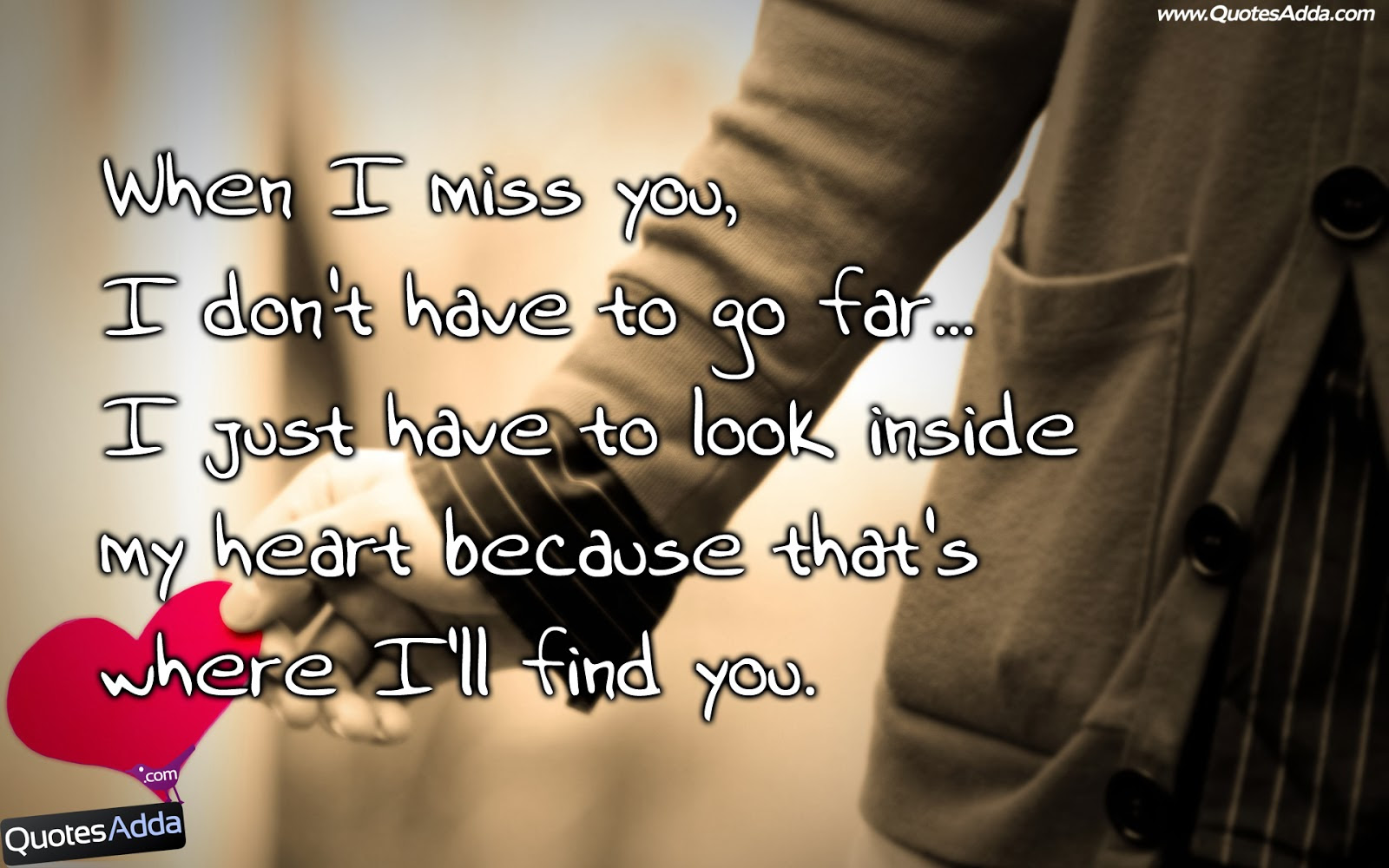 Quotes About Missed You 139 Quotes