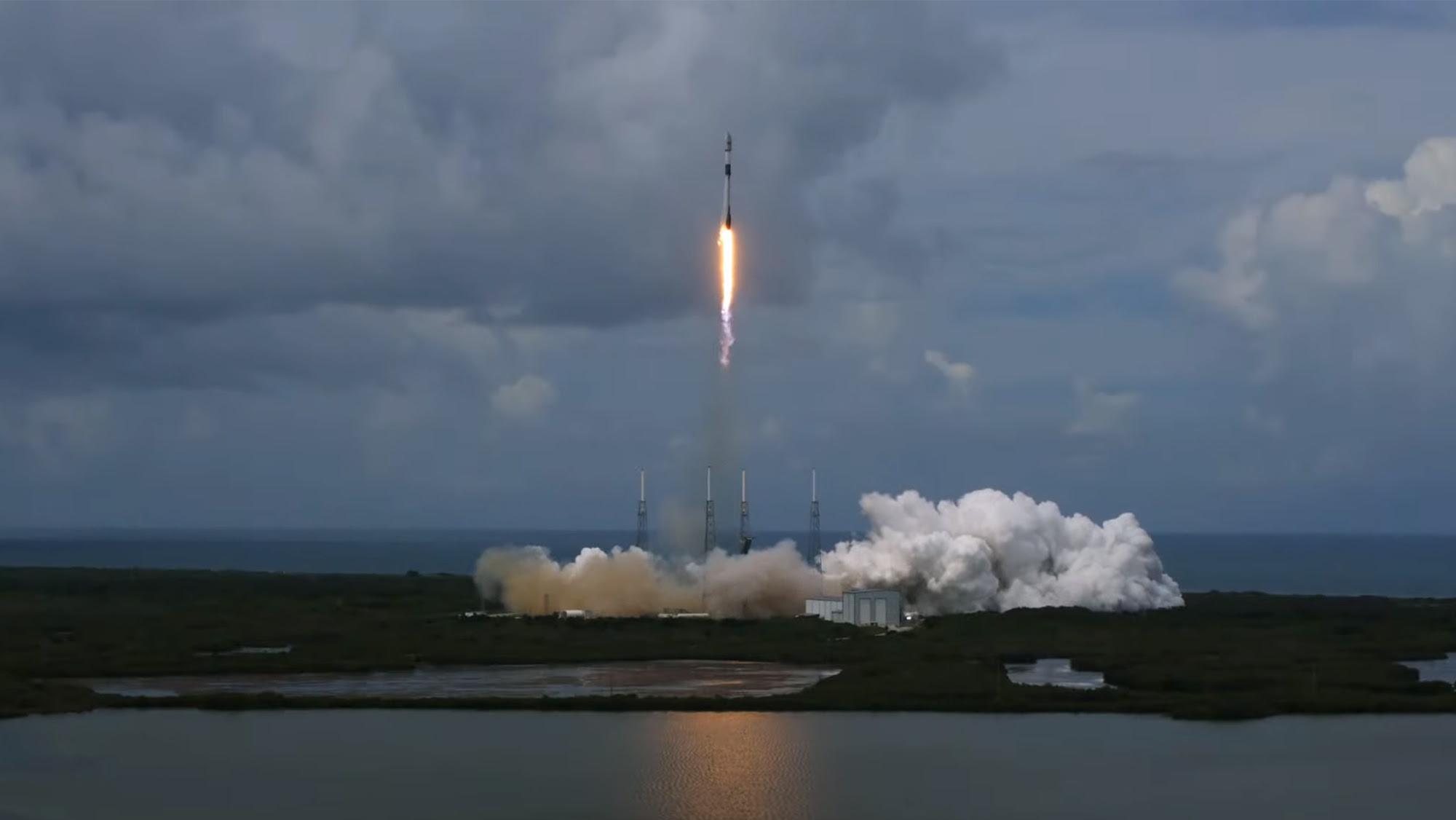 SpaceX launches 88 satellites into orbit and nails rocket landing #rwanda #RwOT ##TemptationIsland