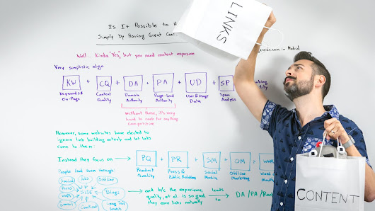 Is It Possible to Have Good SEO Simply by Having Great Content - Whiteboard Friday