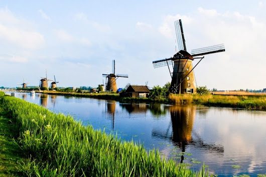 Most Beautiful Villages in the Netherlands Built on Canals | Tourism on the Edge