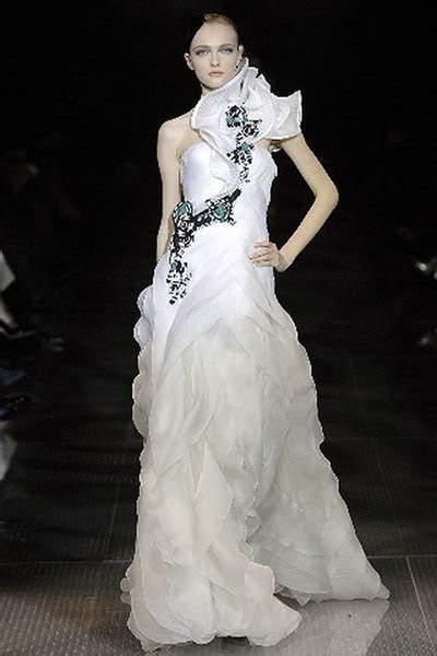 Armani Wedding Dresses Just For Trendy Girls   Just For