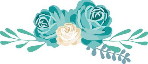 Flowers Vectors PNG Transparent Free Images   PNG Only