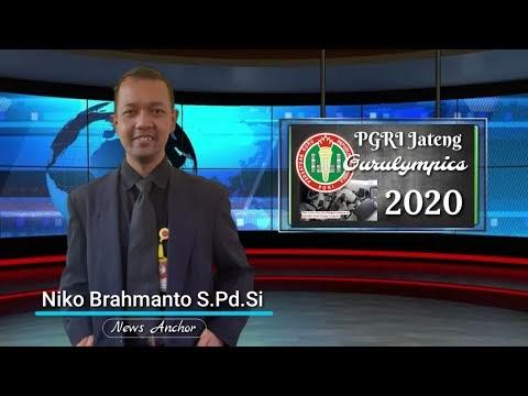 Niko Brahmanto, S.Pd. Si Peraih Medali Perak dan Perunggu, Gurulympics PGRI 2020