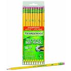 Ticonderoga Yellow Pencils, No. 2 HB - 18 pack