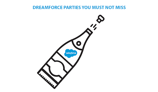 Dreamforce Parties you must not miss | SalesWings