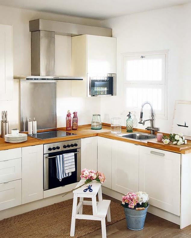 17 Cute Small Kitchen Designs