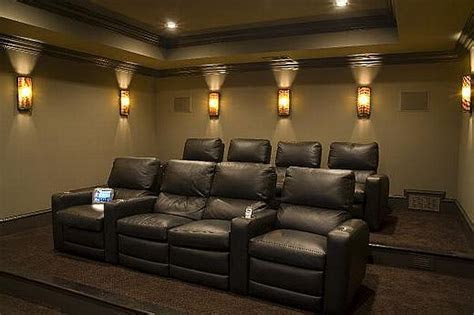 choose  perfect home theater seating