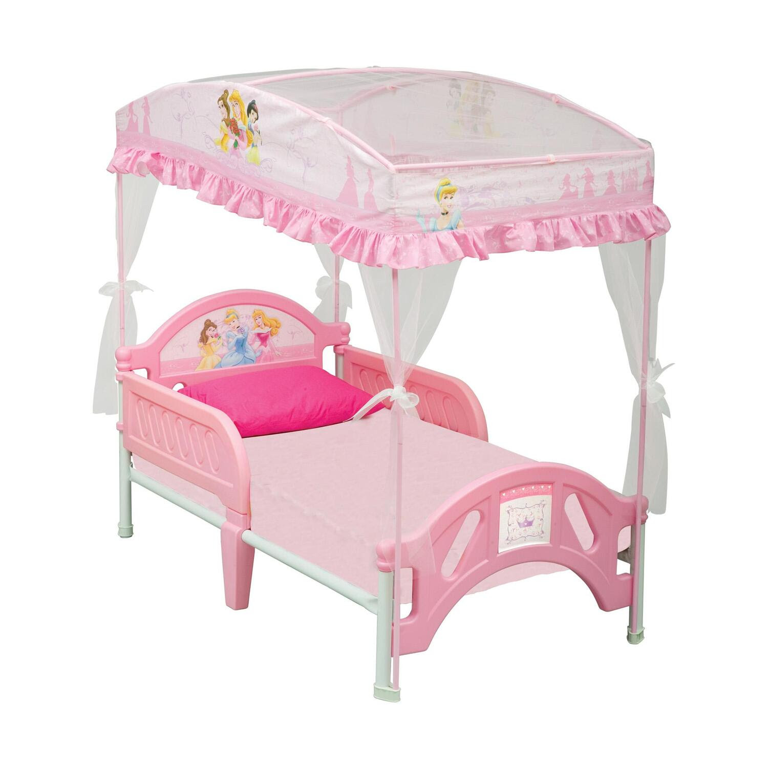 DISNEY PRINCESS BED CANOPY TENT | bed canopy