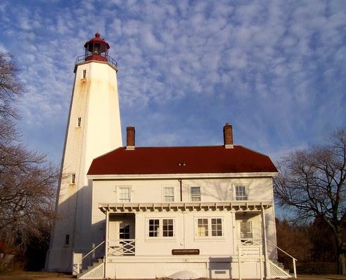 Sandy Hook Light