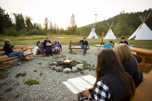 How Spending the Night in a Teepee Can Make You a Better Canadian