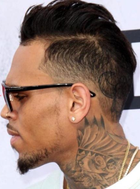 Top 10 Picture Of Chris Brown Hairstyle