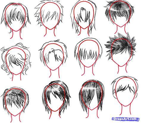 sketch  anime boy step  step anime people