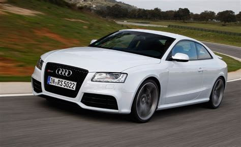 Cars: Audi S5 White