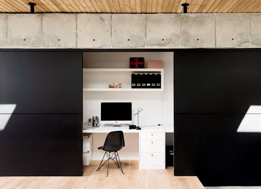 6 Modern Home Offices We Love